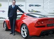 Lotus CEO Abruptly Steps Down Just as the Company is Poised to Take Flight - image 782288