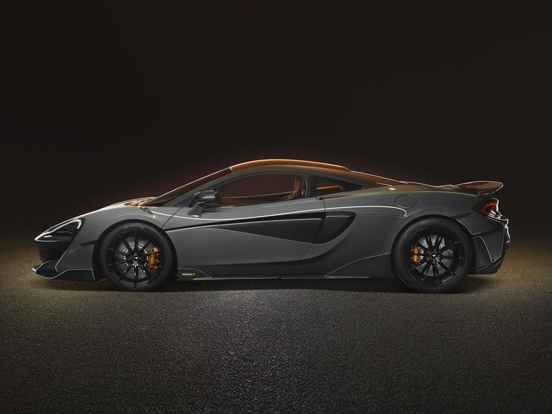 The McLaren 600LT Spyder is on the Books for 2019; Expected Debut at Paris Auto Show