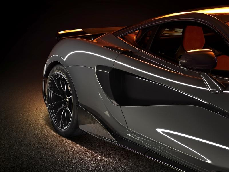 The New McLaren 600LT is the Fourth
