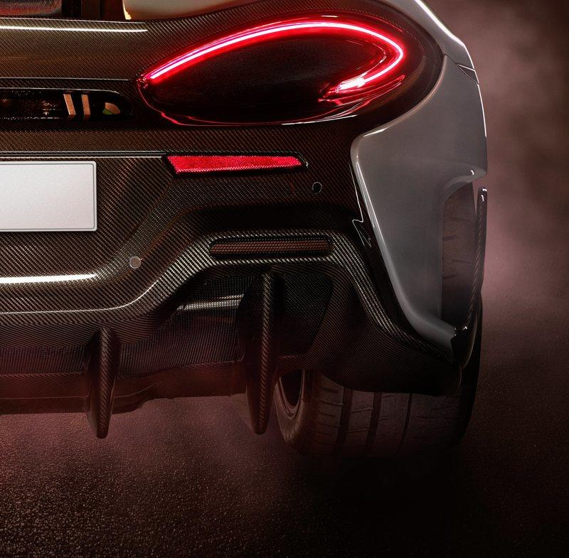 McLaren Teases Hardcore 570S; It Could Be Called the 600LT