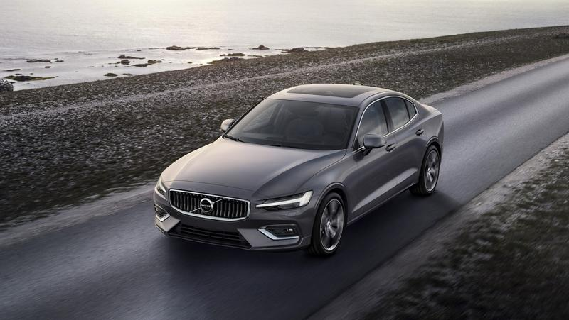 Meet the 2019 Volvo S60, the Car That Comes to Put the Mercedes C-Class and BMW 3 Series in Their Place