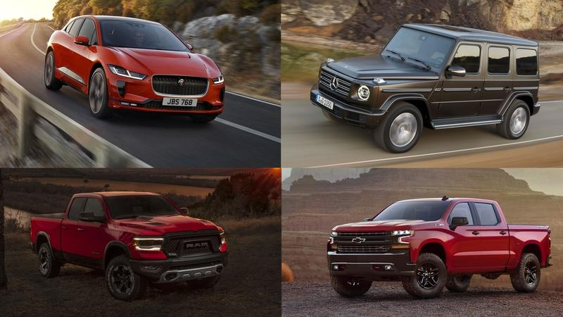 Mid-year review: The 5 Best Truck and SUV Debuts So Far This Year