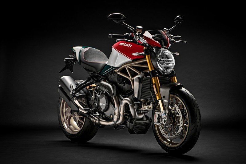 2018 Ducati Monster 1200 25° Anniversario