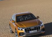 Does the Audi Q8's Massive Grille Ruin the Whole Design? - image 782204