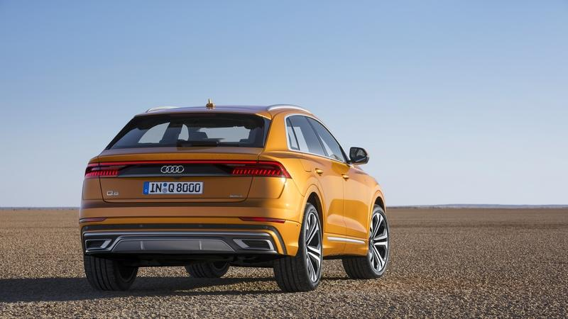Love It or Leave It - The 2019 Audi Q8