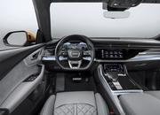 Does the Audi Q8's Massive Grille Ruin the Whole Design? - image 782216
