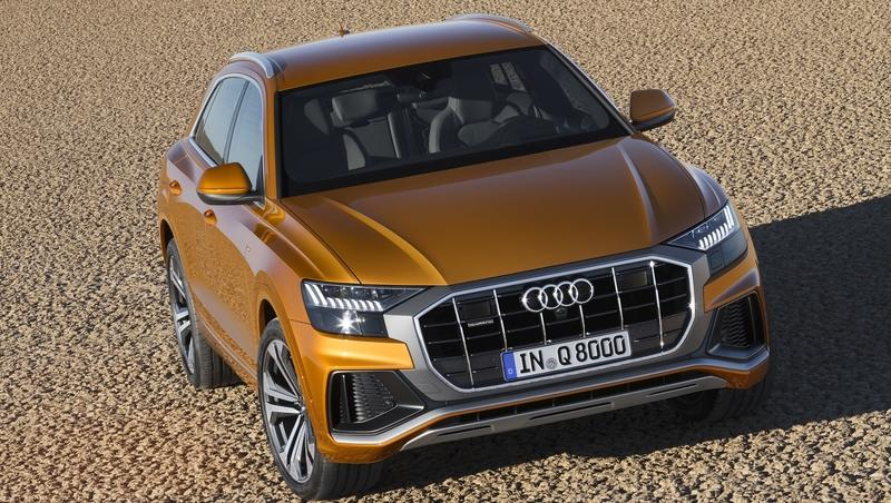 Will Audi Fill its SUV Range with a Q1, Q4, Q6, and Q9?
