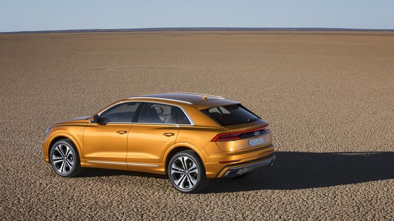 Does the Audi Q8's Massive Grille Ruin the Whole Design? Exterior - image 782197