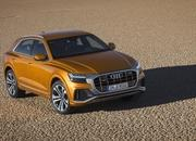 Does the Audi Q8's Massive Grille Ruin the Whole Design? - image 782198