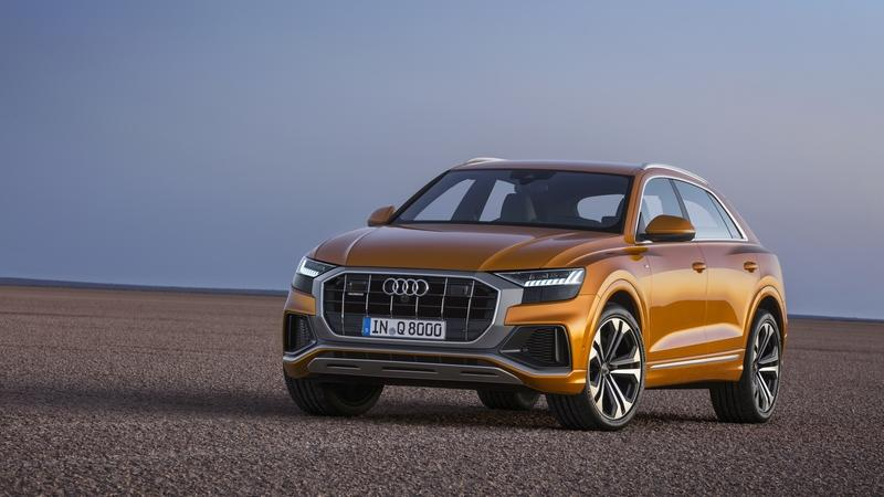 Does the Audi Q8's Massive Grille Ruin the Whole Design? Exterior - image 782200
