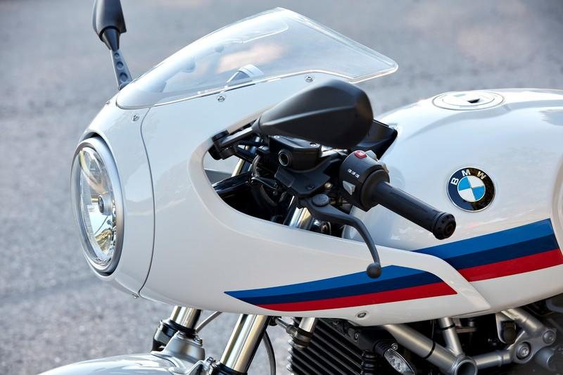 2018 Bmw R Ninet Racer Top Speed