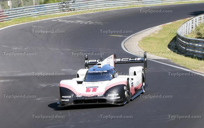 The Porsche 919 Just Smashed the 35-Year-Old Nurburgring Lap Record by 51 Seconds - image 785428