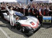 The Porsche 919 Just Smashed the 35-Year-Old Nurburgring Lap Record by 51 Seconds - image 785419