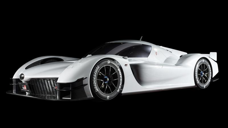Put The Toyota Supra On The Sideline First Because The GR Super Sport Concept is Where It's At