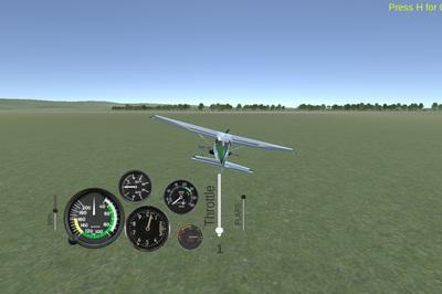 Free Flight Sim | Top Speed