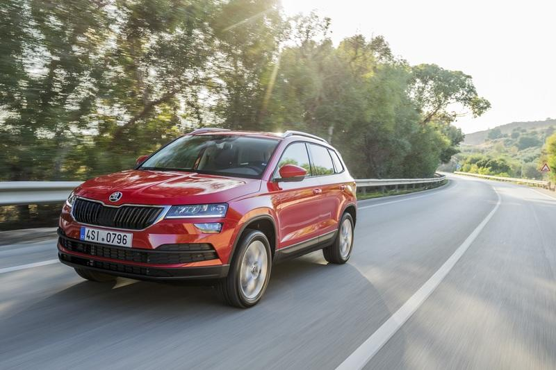 Skoda's Offering In The Subcompact SUV Segment To Be Launched Within 12 Months Exterior - image 783449