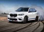 Someone Has Already Rendered the BMW X5 M and It Looks Like a Winner - image 782674