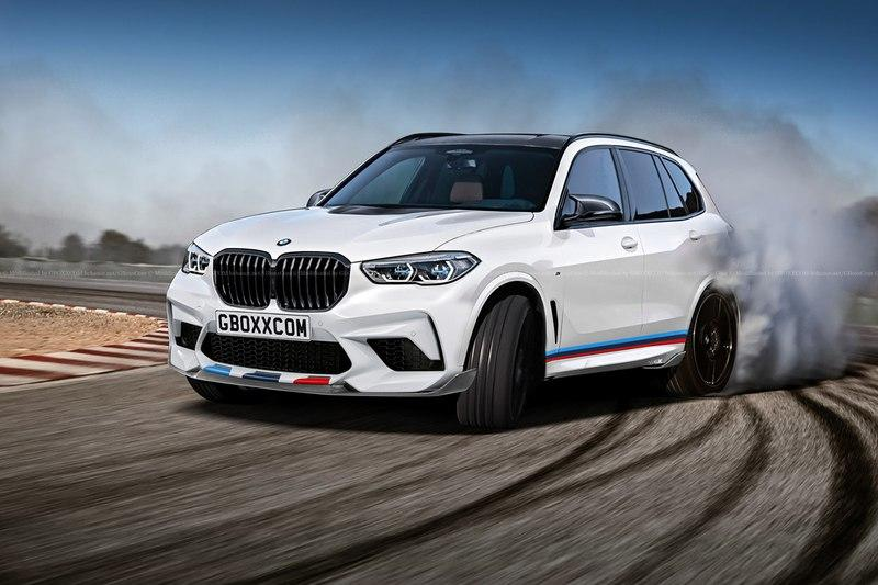 Someone Has Already Rendered the BMW X5 M and It Looks Like a Winner