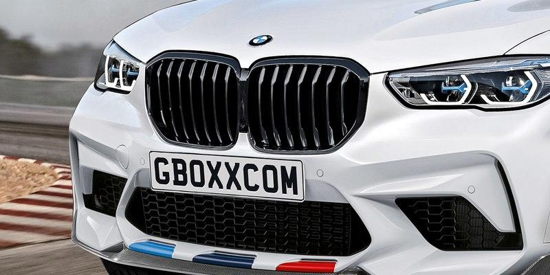 Someone Has Already Rendered the BMW X5 M and It Looks Like a Winner Exterior - image 782672