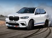Someone Has Already Rendered the BMW X5 M and It Looks Like a Winner - image 782883