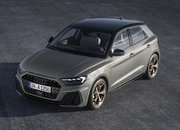 2019 Audi A1 Looks Bigger And Better in Paris - image 784080