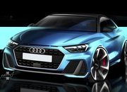 2019 Audi A1 Looks Bigger And Better in Paris - image 784105