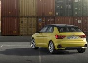 2019 Audi A1 Looks Bigger And Better in Paris - image 784072