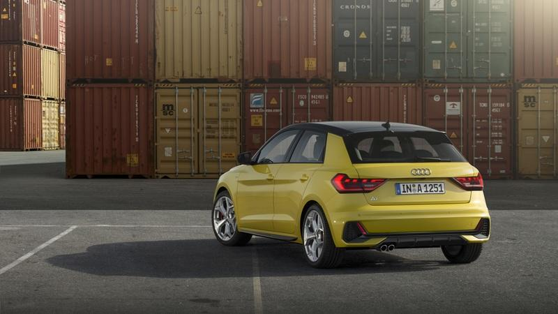 2019 Audi A1 Looks Bigger And Better in Paris
