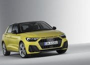 2019 Audi A1 Looks Bigger And Better in Paris - image 784109