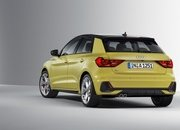2019 Audi A1 Looks Bigger And Better in Paris - image 784110