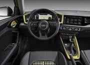 2019 Audi A1 Looks Bigger And Better in Paris - image 784111