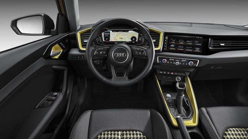 2019 Audi A1 Looks Bigger And Better in Paris Interior - image 784111