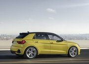 2019 Audi A1 Looks Bigger And Better in Paris - image 784112