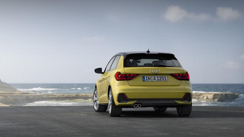 2019 Audi A1 Looks Bigger And Better in Paris Exterior - image 784114