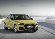 2019 Audi A1 Looks Bigger And Better in Paris - image 784073
