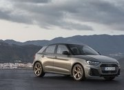2019 Audi A1 Looks Bigger And Better in Paris - image 784078