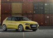 2019 Audi A1 Looks Bigger And Better in Paris - image 784070