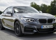 The 2019 BMW 2 Series Coupe Retains RWD; Convertible Model Cancelled - image 783613