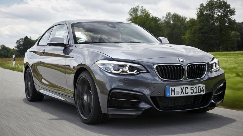 The 2019 BMW 2 Series Coupe Retains RWD; Convertible Model Cancelled