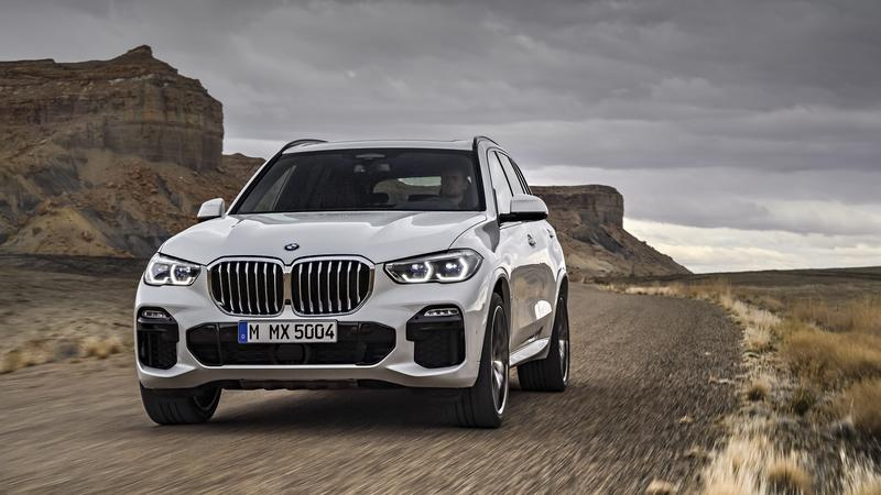 The 2019 BMW X5 Grew In Almost Every Way, But Doesn't Deliver Where it Maters Most