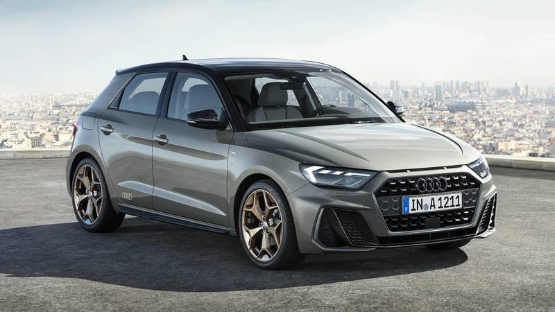The Angry new Audi A1 is Sharper, More Intense and Full of Tech