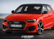 Xtomi Imagines the Audi A1 Allroad Quattro, RS1, Clubsport Quattro, and the Avant - image 784774