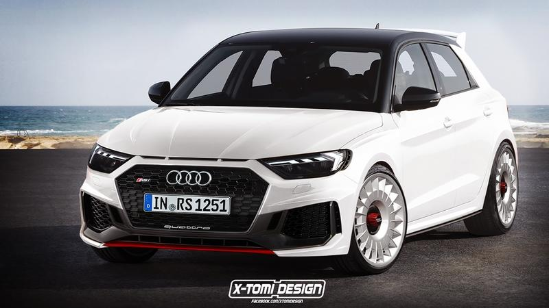Audi Will RS Almost Everything, Including SUVs, As Long As It Doesn't Have a Four-Cylinder