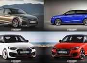 Xtomi Imagines the Audi A1 Allroad Quattro, RS1, Clubsport Quattro, and the Avant - image 784776