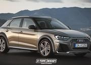 Xtomi Imagines the Audi A1 Allroad Quattro, RS1, Clubsport Quattro, and the Avant - image 784772