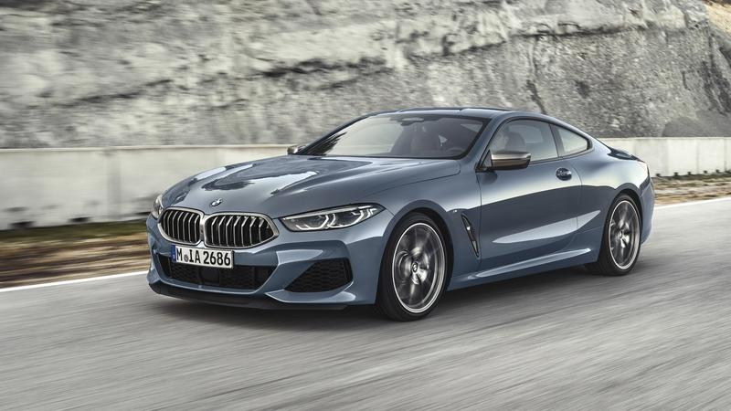 The BMW 8 Series is Out, but What do we Know About the BMW M8?
