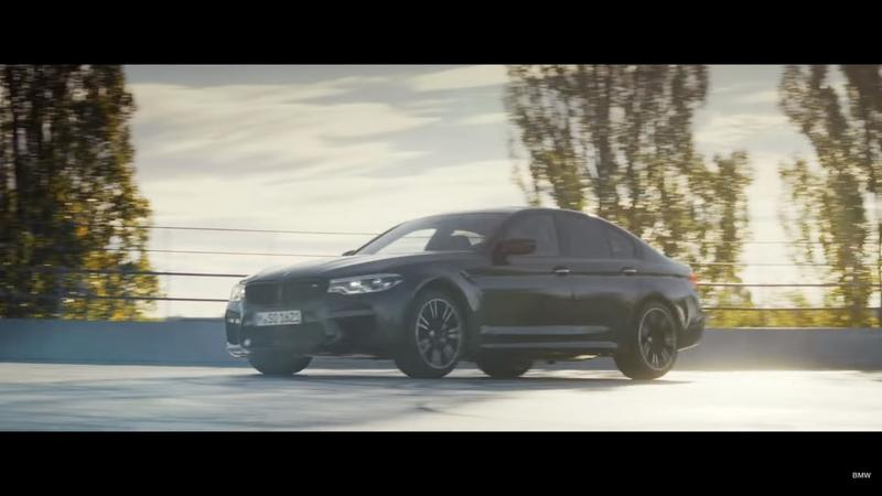 The BMW M5 Will Star in the Mission: Impossible - Fallout