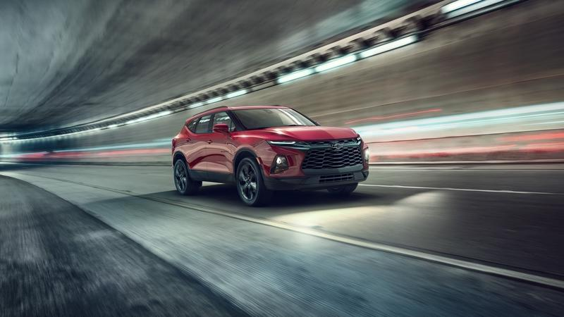 Pops' Rants: Your complaints about the new Chevrolet Blazer are invalid