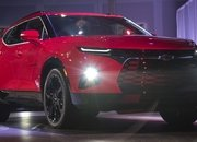 The New Chevrolet Blazer is Here and it Looks Like an Oversized Camaro - image 784519