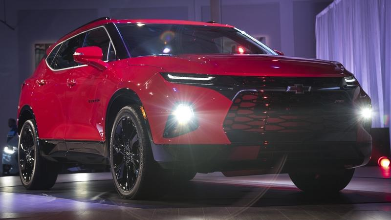 The New Chevrolet Blazer is Here and it Looks Like an Oversized Camaro